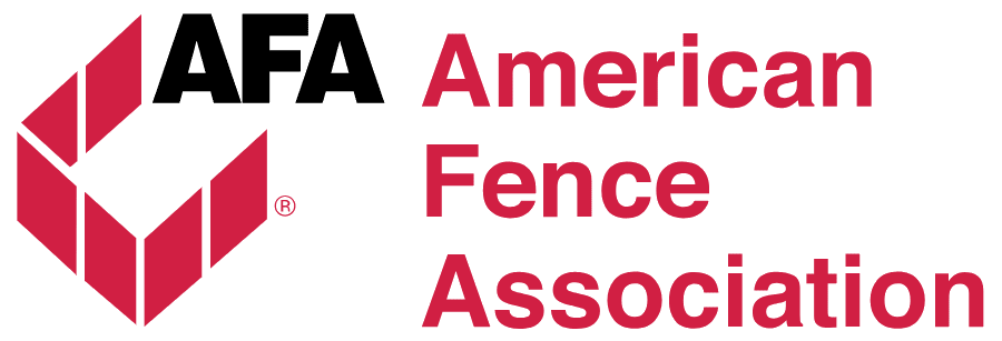 american fence association logo