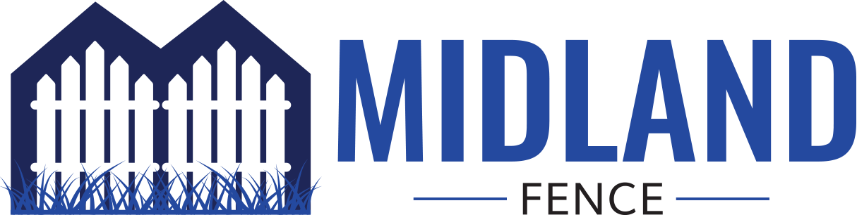 midland fence logo